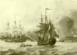 Battle of Saldanha